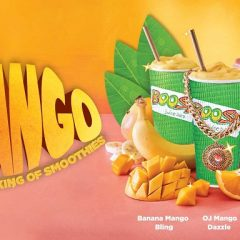 Mango – King of Smoothies