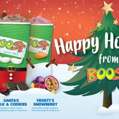 Happy Holidays from Boost!