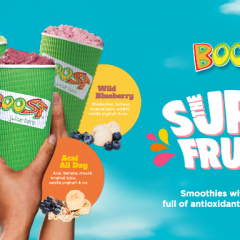 Superfruity Smoothies Campaign