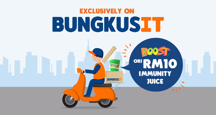 Exclusive Deal on Bungkusit!